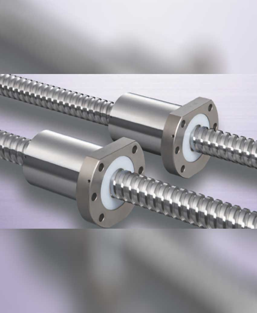 TW-Series ball screw for twin drive system