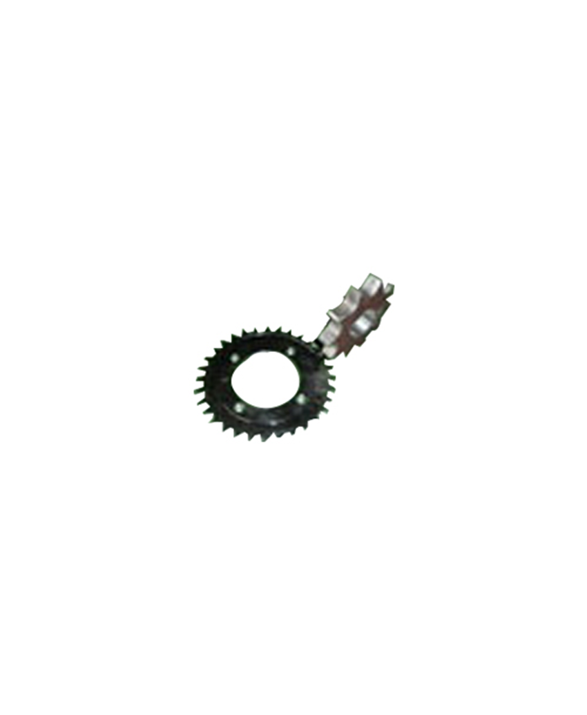 Sprocket no hub extension