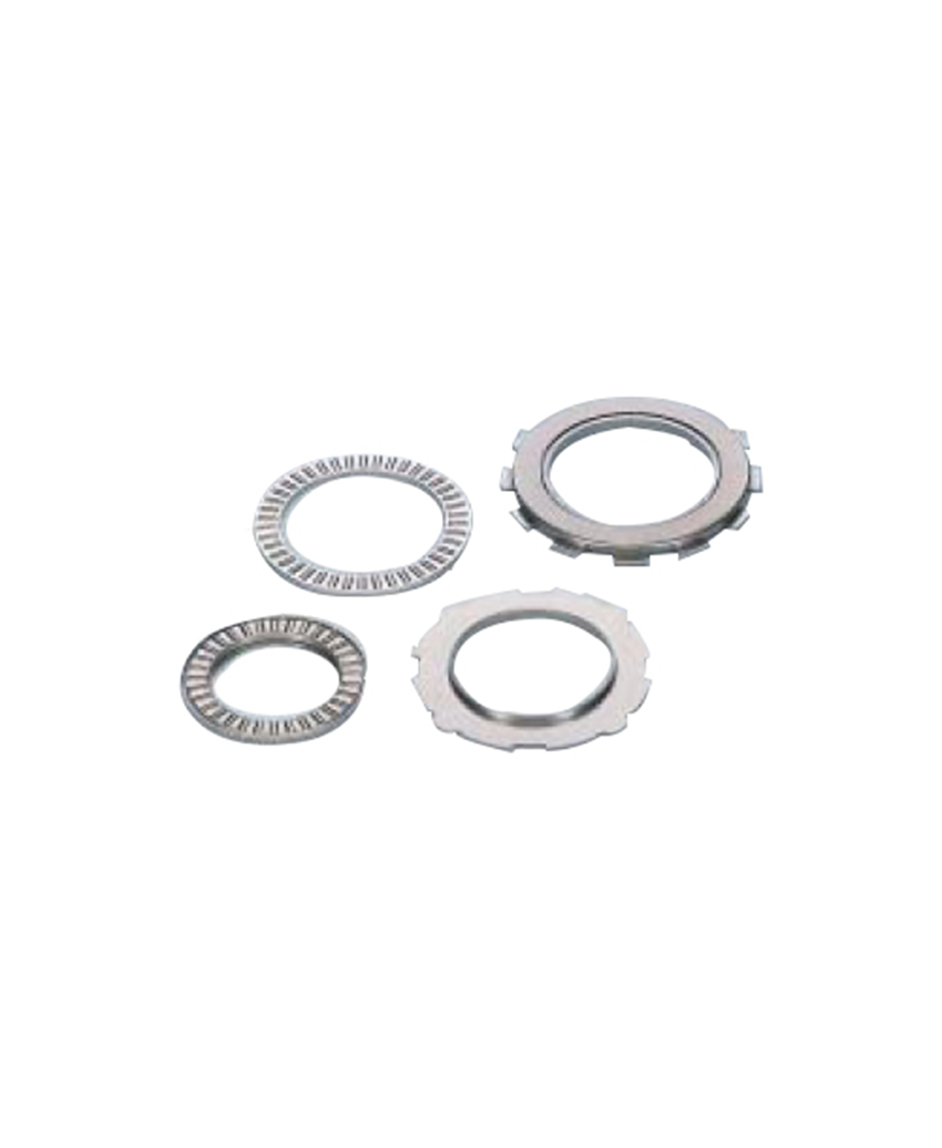 Complex needle roller bearings for Torque Converter